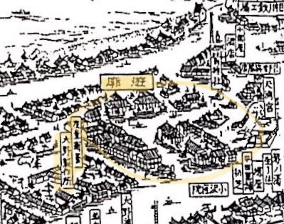 【千葉新地遊廓】千葉新地と呼ばれた千葉の遊郭、新町~登戸周辺の妖艶な姿を聞き取り調査