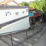 裏新町に残る明治創業の割烹「玉家」と廃墟旅館「花家」-佐倉⑻