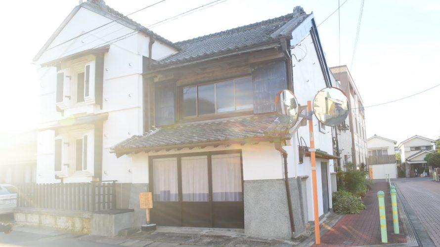 裏新町から宮小路。文化財の建物から刀の博物館 -佐倉⑼