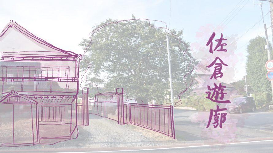 佐倉の遊廓(弥勒新地)にて聞き取り調査と仮説。現在の佐倉遊廓跡地は… -佐倉⑶