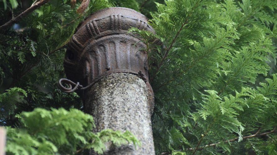 【レトロ電柱】野田市駅周辺の美しい3本のレトロ電柱