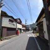 勝浦の赤線。かつて花街として賑わった岩切通りの現在 -勝浦⑵