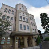 「興風会館」昭和4年に建造された国登録有形文化財・4階建ての洋風建築-野田⑾