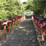 遠見岬神社のビッグひな祭りと400年続く朝市 -勝浦⑶