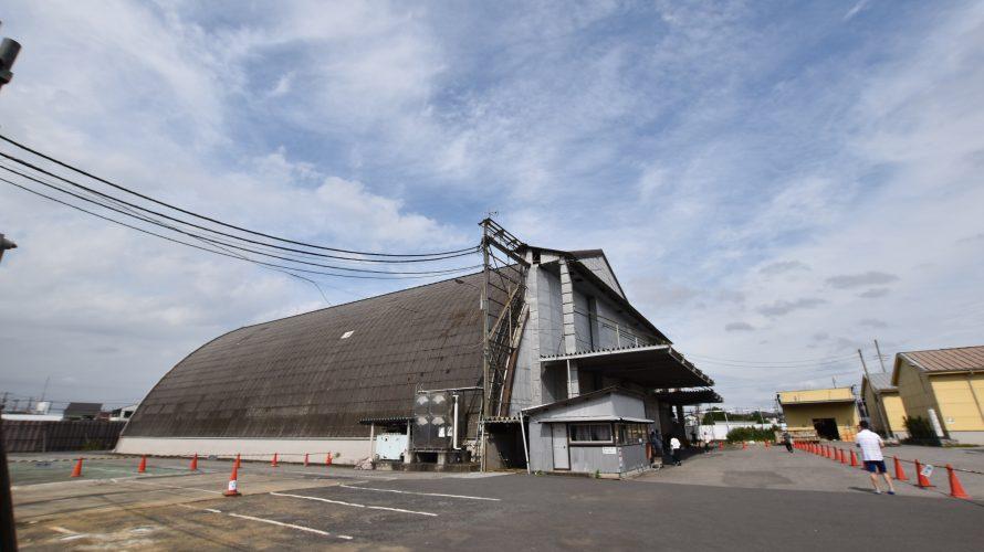 「旧気球聯隊第二格納庫」千葉市内最大の戦争遺跡、取り壊し前の貴重な見学会の様子を紹介!