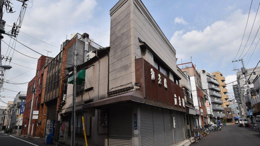 山谷「いろは会商店街」山谷の歴史が詰まったアーケードが撤去された商店街の現在の姿