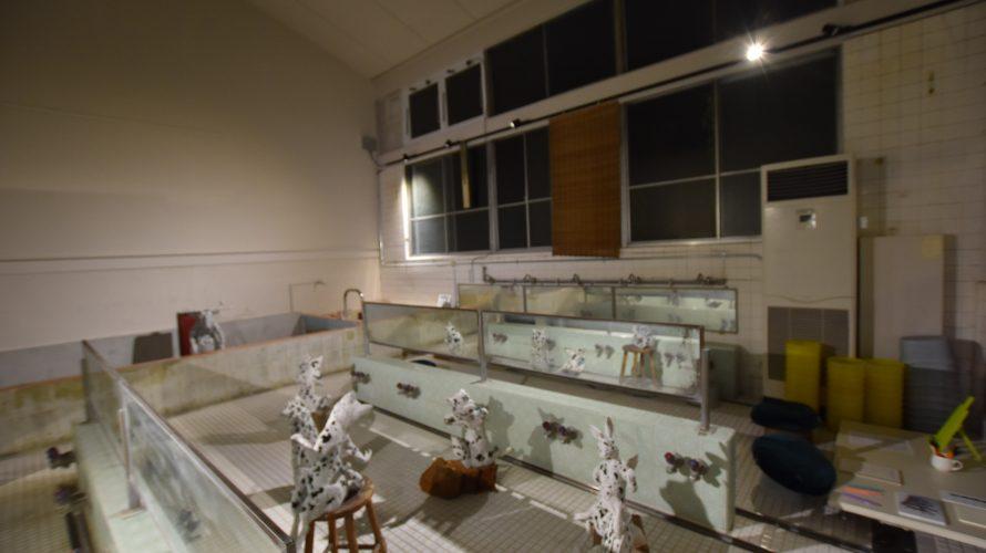 根津「芸術銭湯+café 宮の湯」閉店前の想い出。根津の老舗銭湯での夜