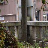 レトロ電柱。樋口一葉ゆかりの「千束稲荷神社」にて