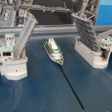 """「勝鬨橋」昭和15年に完成した""""東洋一の可動橋""""の現在。橋の資料館へ"""