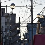 「公団前通り商栄会」青戸団地西側にあるひっそりとした商店街 -青戸⑸