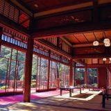 柴又「山本亭」大正ロマンの和洋折衷邸宅。ステンドグラスが美しい長屋門も注目です -柴又⑺