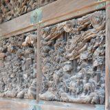 柴又帝釈天の裏にある、彫刻ギャラリーと日本庭園「邃渓園」。有料だけどおススメ -柴又⑹
