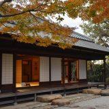 「一茶双樹記念館」小林一茶寄寓の地。商家建築と見事な紅葉にうっとり -流山⑷
