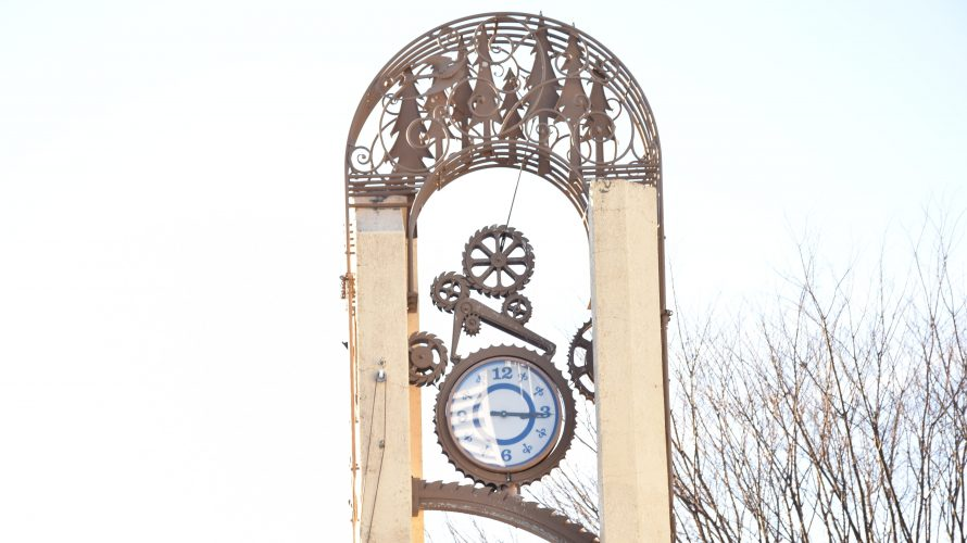 金杉台団地「ショッピングプラザ金杉台」今年で50年!時計台が美しい、商店街の現在