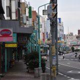 八千代台商店街「エポラ通り」アーケード商店街がつづく。八千代台ボウルは移転 -八千代台⑹