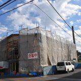 馬込沢「ニコニコ横丁飲食店街」銭湯の門前飲み屋街は工事中… -馬込沢⑴