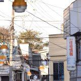 「八号通り商店会・末広通り商店会」高根台団地の奥にある連続した小さな商店街の現在… -高根台⑵