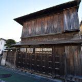 「さかんだな通り」魚河岸、江戸時代面影を残す通りを探索 -木更津⑽