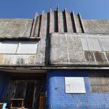 「八街銀映」閉館してから40年廃墟の昭和の映画館の建物が美しい… -八街⑻
