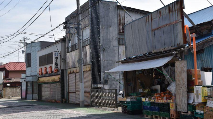 「茂原榎町商店街」の現在。「まちの顔」だったアーケード商店街は… -茂原⑷