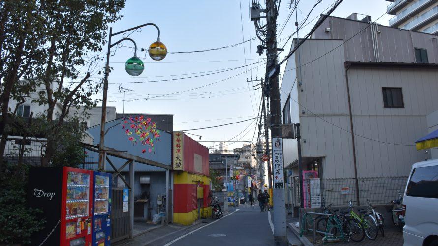 船橋「御殿通り商店街」。徳川家康にゆかりのある東照宮がある商店街