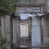 鹿島「旧高松郵便局」。旧局舎が現在もひっそりと住宅地に残っている -鹿島⑽