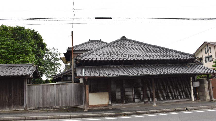 松戸「小金宿中央通り」。骨董市~旧旅篭の建物~銭湯 -北小金⑸